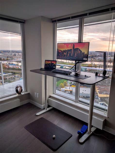 office desk setup 102 best office images on