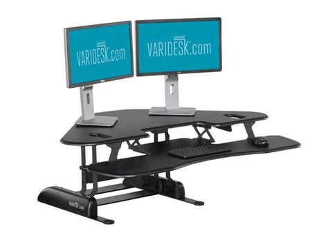 adjustable desk for standing or sitting 6 best adjustable standing desks reviewed for 2017