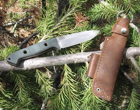 Rocky Mountain Bushcraft Review The Benchmade