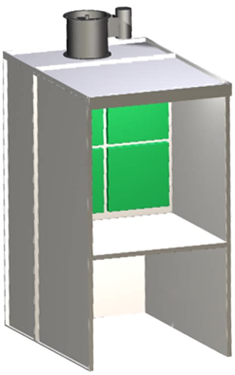 spray painting booths bench spray booth bsb 1000 38 tools usa