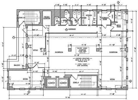 floor plan of retail store 5 best images of visio office space layout microsoft