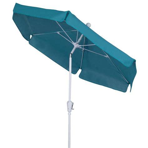 5 ft patio umbrella picnic time 5 5 ft patio umbrella in green