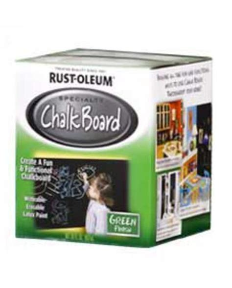 chalk paint colors at menards rust oleum 174 specialty green chalk board paint 1 qt at