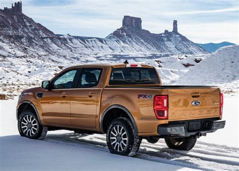 Ford Ranger Usa by 2019 Ford Ranger Usa Regular Cab Automotive Car News