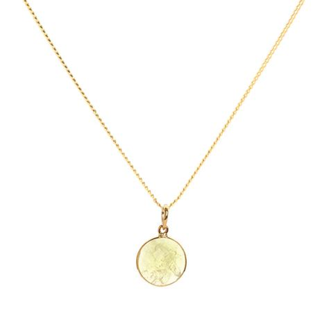 jewelry pendants buy elizabeth raine solar plexus chakra pendant necklace