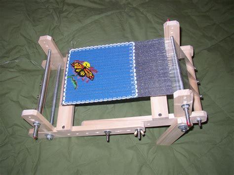 how to make a beading loom custom bead loom by justjessi on deviantart