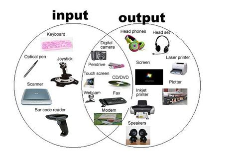 output devices of computer computersciencementor