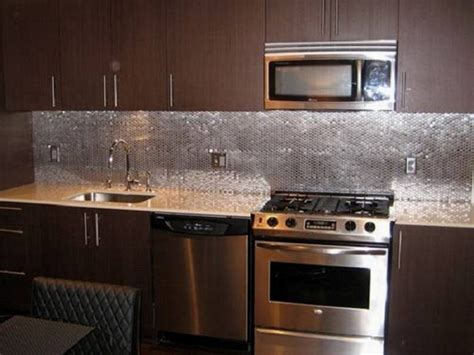 metal kitchen backsplash kitchen backsplashes backsplash panels stainless steel