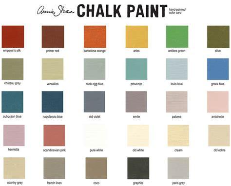 chalk paint colors 50 weeks to go make it happen sloane s chalk paint