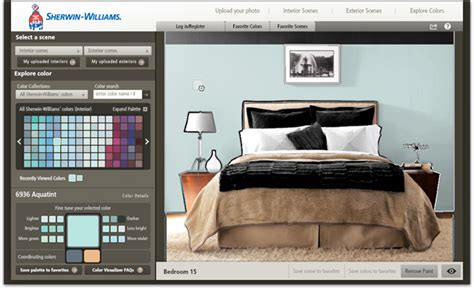 home depot paint colors software 7 painting apps to help you create inspiring palettes