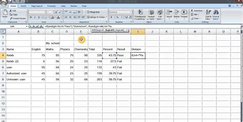 make a report card create report card in ms excel in 10 minutes given
