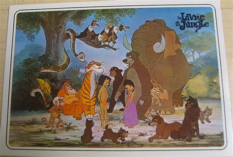 jungle book characters pictures the jungle book disney fan fiction wiki