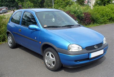 Opel Corsa B by Images For Gt Opel Corsa B