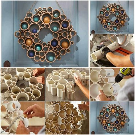 craft items from waste material for fantastic decoration ideas with waste material