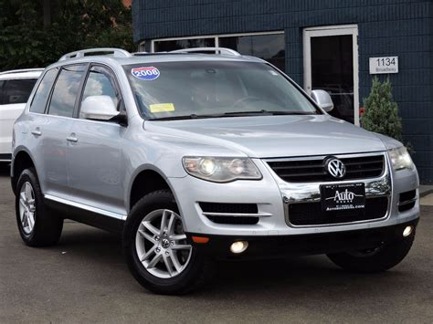 2008 Volkswagen Touareg 2 by Used 2008 Volkswagen Touareg 2 V6 At Saugus Auto Mall