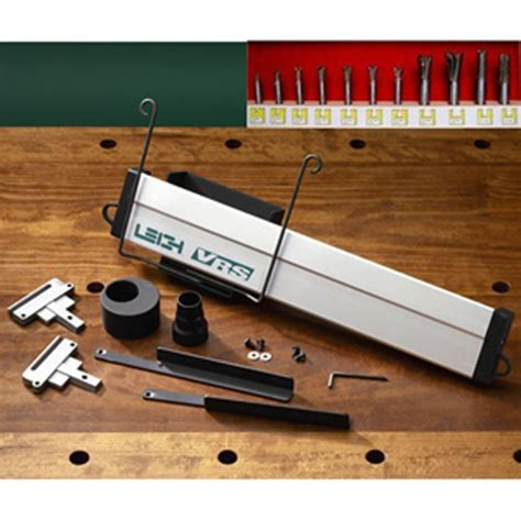 leigh woodworking tools leigh d4r pro jig accessory kit