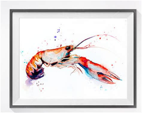Description Of Artwork by Crawfish Artwork Clipart Best