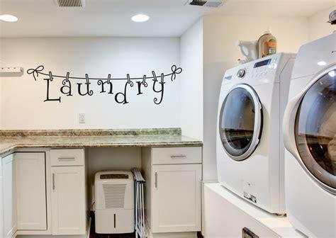 room stickers laundry wall decals laundry room decor laundry vinyl