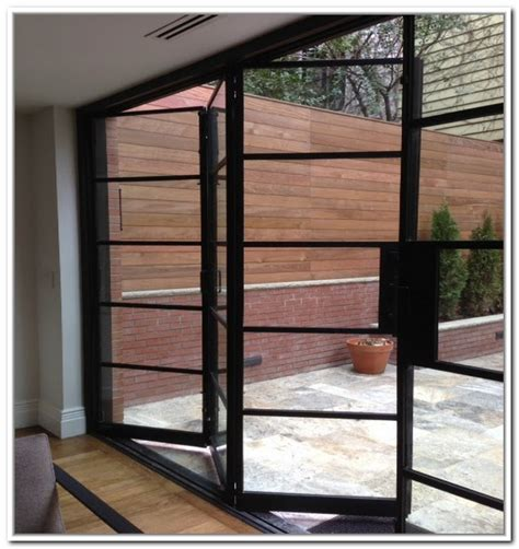 steel glass panel exterior door doors exterior steel interior exterior doors