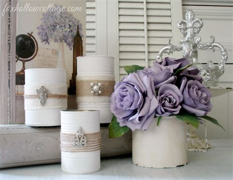 tin can crafts projects top five tin can crafts to make fox hollow cottage