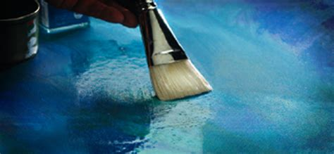 acrylic painting varnish how to apply a varnish to an acrylic painting