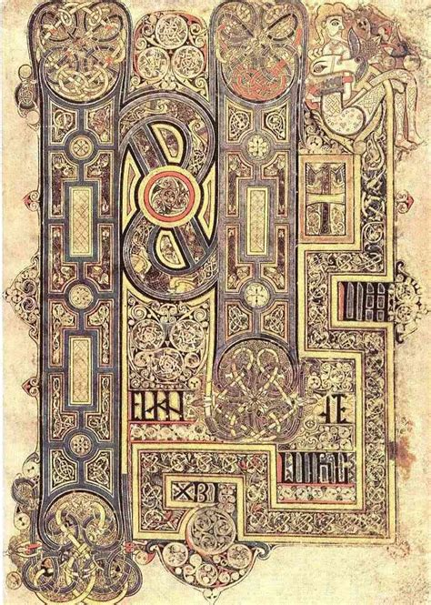 book of kells pictures christian the book of kells