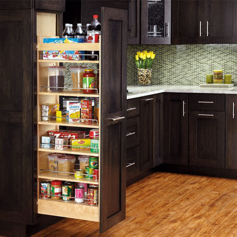 kitchen cabinet pull out shelves rev a shelf wood pull out pantry with adjustable