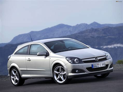 Opel Astra 2005 by 2005 Opel Astra Gtc 1 8 Related Infomation Specifications