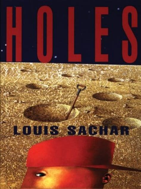 pictures of holes the book 467 writers second book review holes by louis sachar