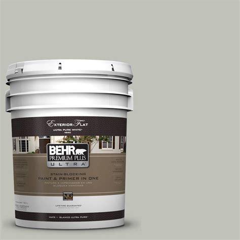 home depot paint behr behr premium plus ultra 5 gal ul210 8 silver flat