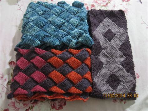 entrelac knitting learn how to knit garterlac knitting unlimited