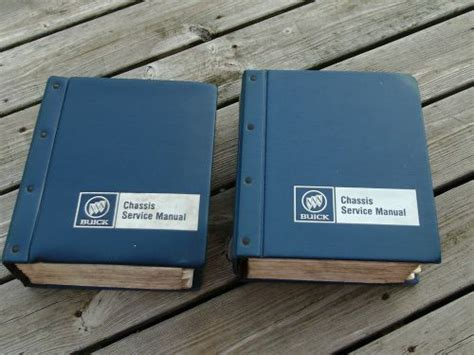 service and repair manuals 1986 buick regal auto manual sell 1986 buick service repair shop manual grand national t type regal riviera dealer motorcycle