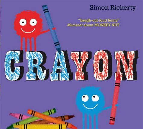 crayon picture book children s books reviews crayon bfk no 204