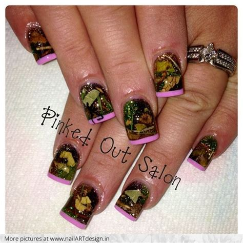 real tree tips 1000 ideas about camouflage nails on camo