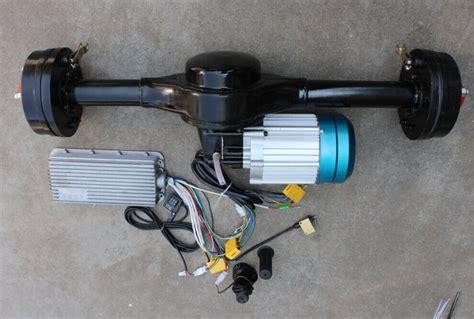 Motor Electric 2 5 Kw by 2 5 Kw Motor El 233 Ctrico De Tres Ruedas Con Diferencial