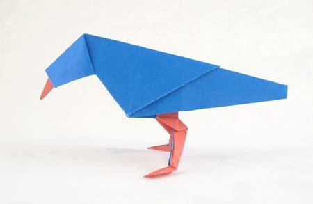 origami of birds bird jun maekawa gilad s origami page