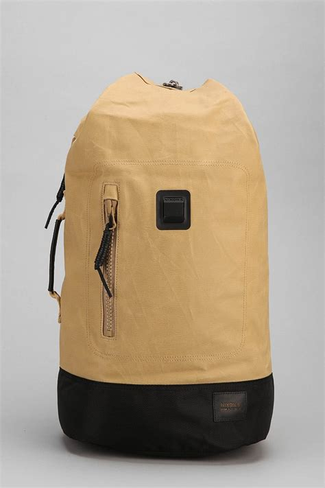 origami backpack nixon origami backpack in for lyst