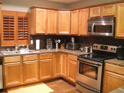kitchen kitchen color ideas with cherry cabinets kitchen