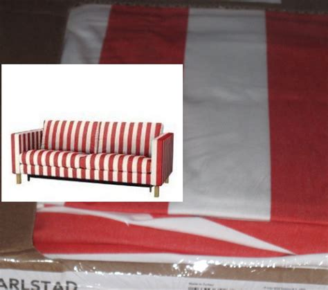 karlstad sofa bed slipcover ikea karlstad sofa bed sofabed slipcover cover rannebo