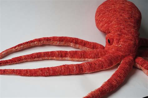 knitted octopus knit animal patterns a knitting