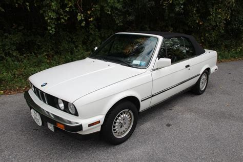 1989 Bmw Convertible by No Reserve 1989 Bmw 325i Convertible 5 Speed For Sale On