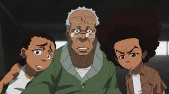 the boondocks back to the boondocks minus its creator s touch the