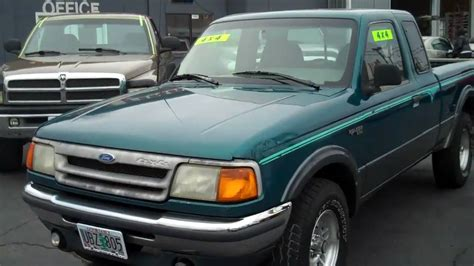 1993 Ford Ranger by 1993 Ford Ranger Extended Cab 4x4