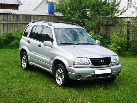 2000 Suzuki Vitara by Used 2000 Suzuki Grand Vitara Photos 2495cc Gasoline