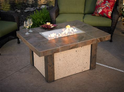 patio fireplace table outdoor tables marquis company stores of oregon