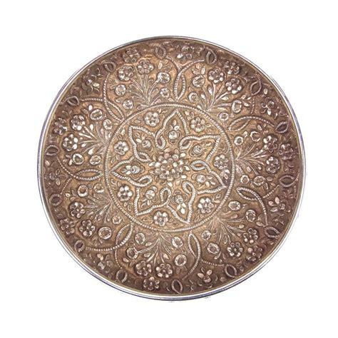 an ottoman silver hamam bowl late 19th century an