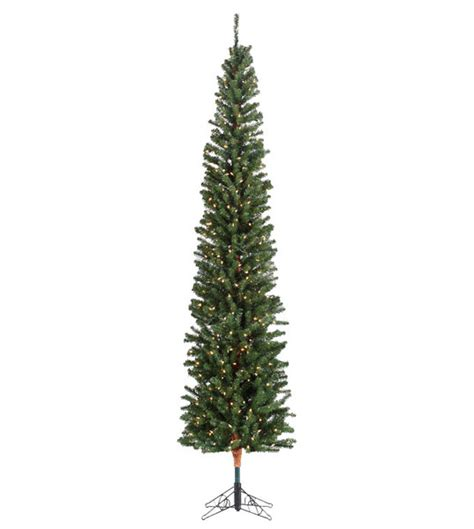 led pencil tree 28 pencil tree pre lit led pencil fir