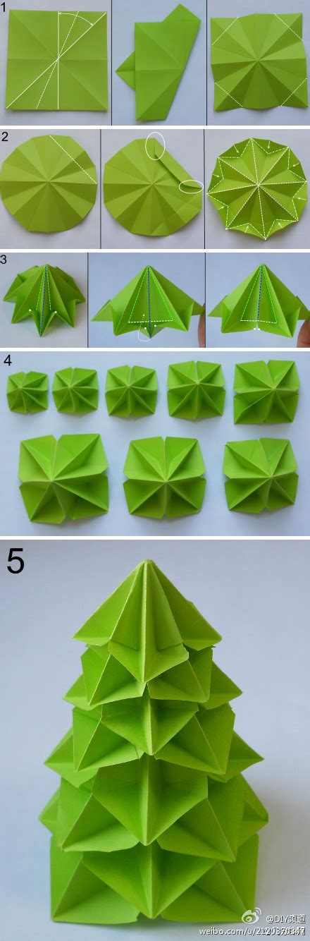 origami tree origami tree we it