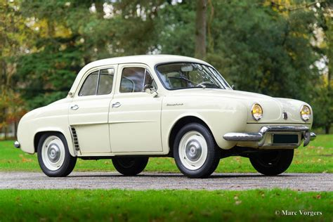 Renault Dauphine by 1957 Renault Dauphine Images