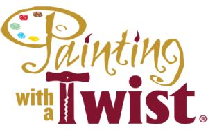 paint with a twist el paso painting class for the deaf community with asl interpreter